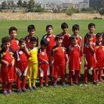 دوره های مدارس فوتبال در ایام تابستان مختص کودکان