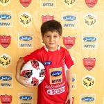 مدرسه فوتبال پرسپولیس ثبت نام برای کودکان در تهران