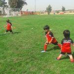 آموزش فوتبال پایه در مدرسه فوتبال حرفه ای در تهران
