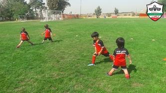 ثبت نام مدرسه فوتبال غرب تهران