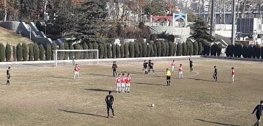 تست فوتبال جوانان امید تهران
