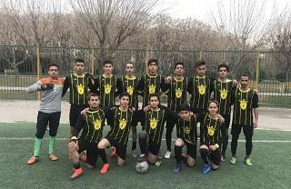 جذب بازیکن فوتبال نوجوانان در تهران