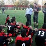 مدرسه فوتبال بزرگسالان و جوانان نمونه در تهران