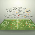 تاکتیک در فوتبال و معرفی انواع تاکتیک ها