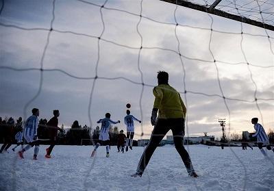 ترم زمستانه مدرسه فوتبال