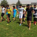 ثبت نام تست فوتبال آنلاین بزرگسالان و امید تهران