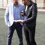 استعدادیابی بازیکن فوتبال جوانان و امید در تهران