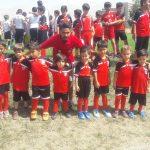 ترم تابستانه مدرسه فوتبال شاهین نوین آغاز شد