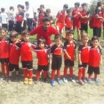 مدرسه فوتبال برای کودکان زیر 6 سال در تهران
