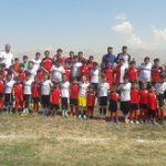 ثبت نام مدرسه فوتبال کودکان ترم تابستان در غرب تهران
