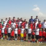 مدرسه فوتبال فاز دو شهرک اکباتان مختص کودکان ترم تابستان