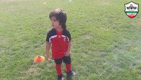 مدرسه فوتبال بچه ها