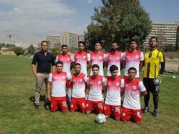 تست فوتبال امید بزرگسالان 98-99 تهران