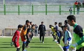 شرایط ثبت نام در اکادمی فوتبال تهران