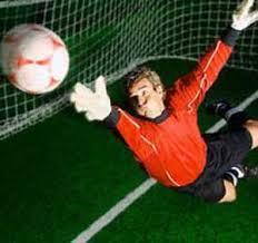 دروازه بانی در فوتبال و فوتسال به صورت حرفه ای و خوب ( آکادمی تهران )