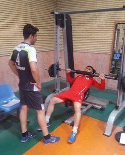 مربی بدنسازی خصوصی فوتبال در تهران