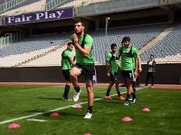 آکادمی فوتبال در جنوب تهران برای جوانان و بزرگسالان