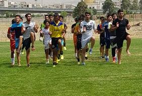 آکادمی فوتبال در غرب تهران برای تمام سنین