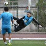 کلاس دروازه بانی فوتبال در تهران ( آموزش حرفه ای و مبتدی )