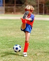 آموزش فوتبال برای کودکان