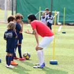 مدرسه فوتبال خردسالان در شمال و جنوب و شرق و غرب تهران