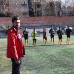 ثبت نام دوره های آموزش فوتبال به صورت خصوصی در تهران ( پاییز و زمستان 99)