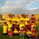 پذیرش و جذب بازیکن فوتبال نونهالان و نوجوانان در تهران