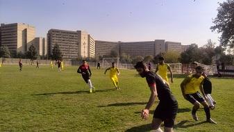 جذب بازیکن فوتبال در تهران
