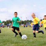 مدرسه فوتبال نونهالان و نوجوانان در غرب تهران برای تابستان