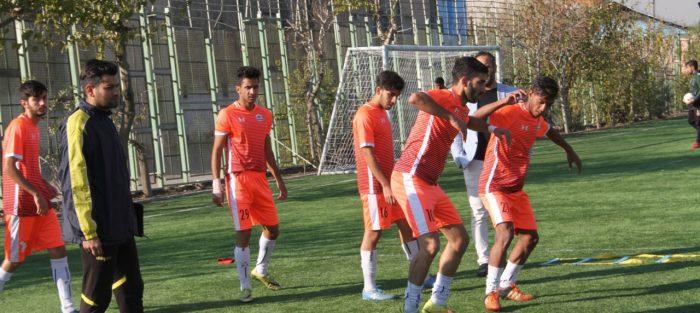 جذب بازیکن امید بزرگسال در تهران