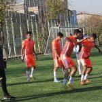 تست فوتبال جوانان و بزرگسالان از سراسر کشور در غرب تهران