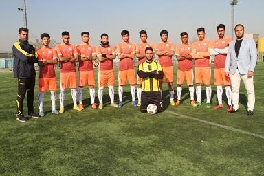 تست گیری و تست فوتبال از سراسر کشور در تهران برای جوانان و بزرگسالان