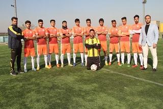 جذب فوتبالیست بزرگسالان در تهران