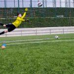 تست و استعدادیابی دروازه بانی فوتبال در تهران 98-99