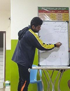 نام نویسی فوتبال برای شرکت در کلاس ها و آموزش های فوتبال