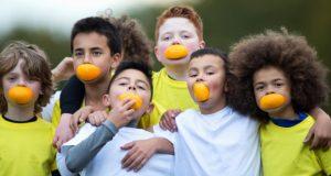 تغذیه کودکان فوتبالیست نونهال و نوجوان
