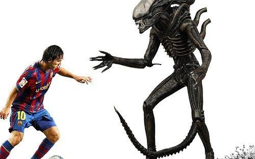 تمرین پرنشاط فوتبال