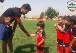 ثبت نام فوتبال در مدرسه فوتبال شاهین نوین غرب تهران