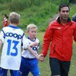 مدرسه فوتبال کودکان و نوجوانان به آموزش فوتبال می پردازد