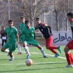 تست فوتبال 98-99 تهران بزرگسالان و جوانان