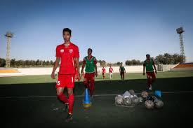 تست فوتبال لیگ برتر آسیا ویژن 98-99