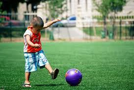آموزش فوتبال کودکان غرب تهران