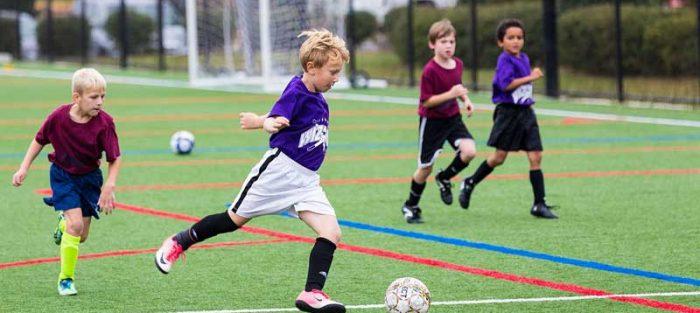 مدرسه فوتبال تهران کودکان، نونهالان و نوجوان