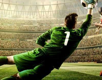 تمرین تخصصی دروازه بانی فوتبال