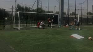 آکادمی آموزش تخصصی دروازه بانی فوتبال در تهران