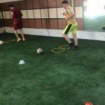 تمرین خصوصی فوتبال مبتدی تا حرفه ای رده پایه و بزرگسالان