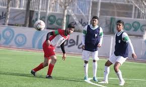 آکادمی فوتبال جوانان و امید و بزرگسالان در تهران