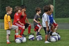 کلاس آموزش فوتبال برای کودکان در غرب تهران