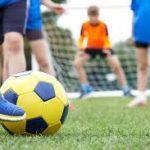 کلاس آموزش فوتبال برای کودکان در آکادمی و مدرسه فوتبال