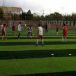 تست فوتبال لیگ کشوری در تهران